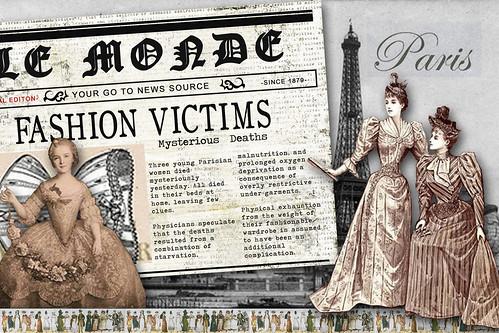 CPWC Week 130: Fashion Victims