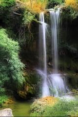 Cascada (Josepargil) Tags: verde agua embalse cascada saltodeagua aguaseda josepargil peregrino27worldchanging