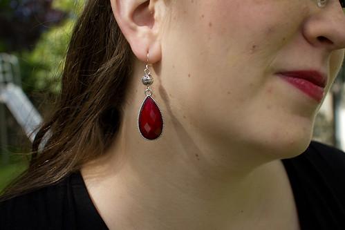 Day 1 earrings