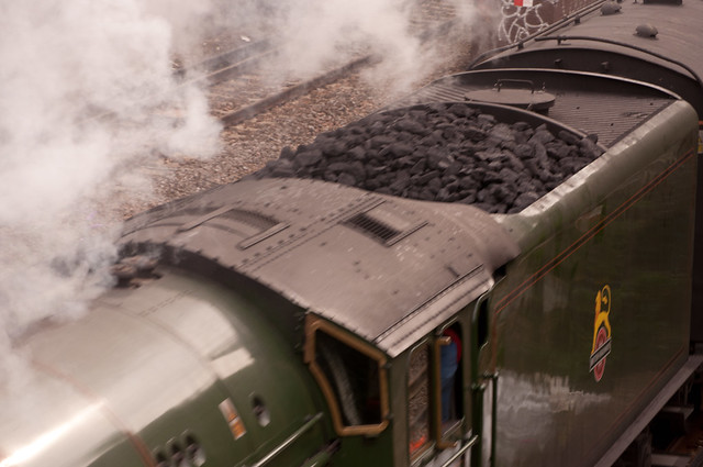 It Isn't Easy Being (British Railways) Green