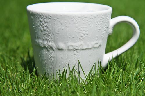 モーニングマグ ミルクホワイト