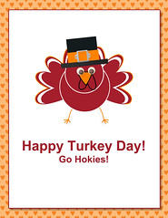 Happy Turkey Day card by tengrrl, on Flickr