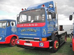 Pickering 2011 (777ken) Tags: transport trucks leyland classictrucks pickeringtractionenginerally heavyhaulage commercialvehicles