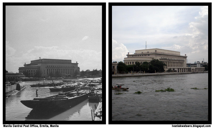 Pasig River Before And Now The Pasig River Now Still