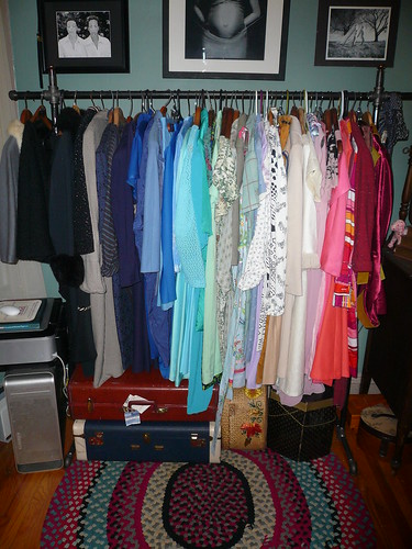 The Garment Rack - After