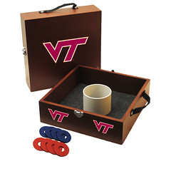 Virginia Tech Washers Toss Game