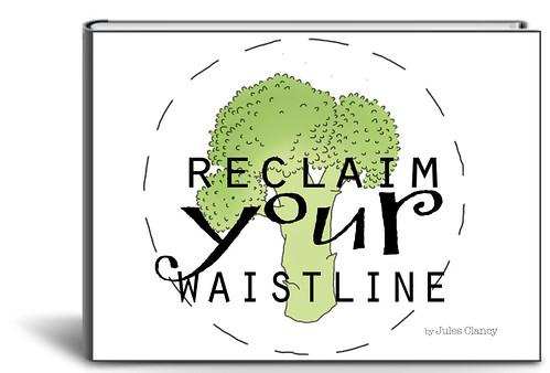 Reclaim Your Waistline 3D Cover