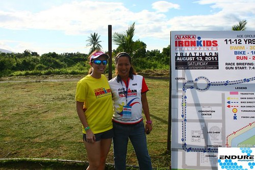 2011 Ironman 70.3: w/ Coach Ani de Leon-Brown