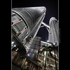 Malaysia: Back from little Asia [Explored] (Bas Lammers) Tags: light night wideangle malaysia twintowers kualalumpur kl klcc petronastowers canon50d