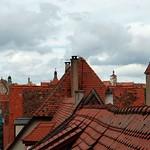 Über den Dächern von Rothenburg