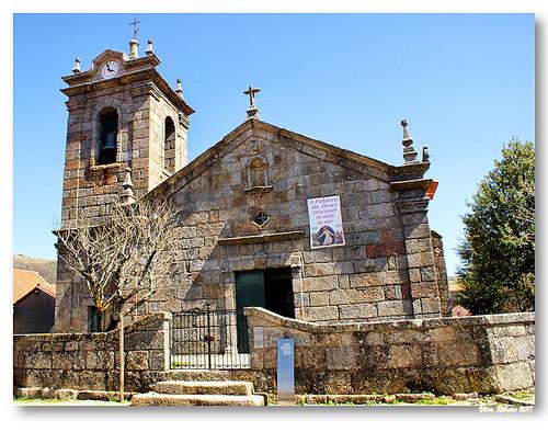 Igreja Matriz de Castro Laboreiro by VRfoto