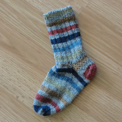 Striped Boys' Socks