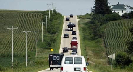 Obama convoy