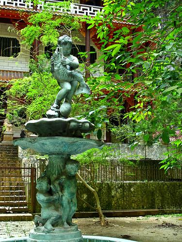 IMG_2162 statue,Sam Poh Tong ,三宝洞,怡保