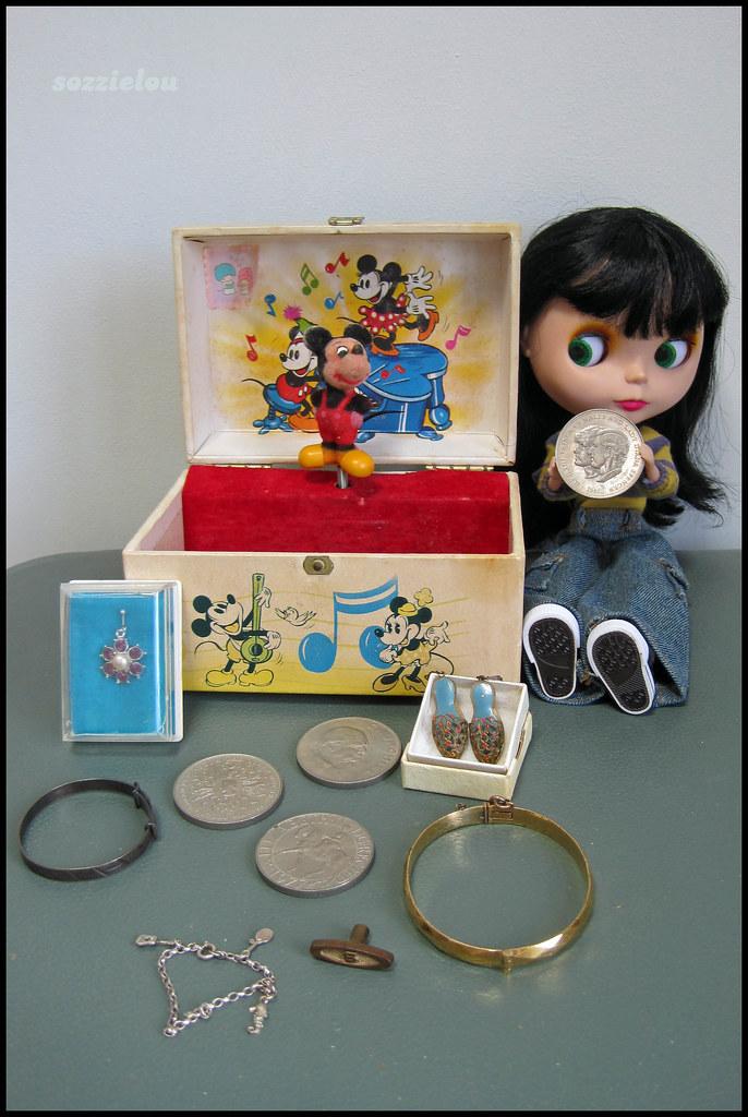 309/365 Jewellery box