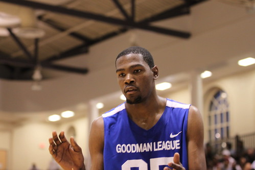 Kevin Durant Goodman League