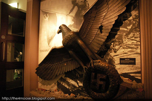 Imperial War Museum - Eagle of Reichstag