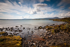 Þingvallavatn II (SteinaMatt) Tags: park blue summer sky matt iceland nikon august tokina national mm ísland 1224 2011 þingvallavatn d80 steina