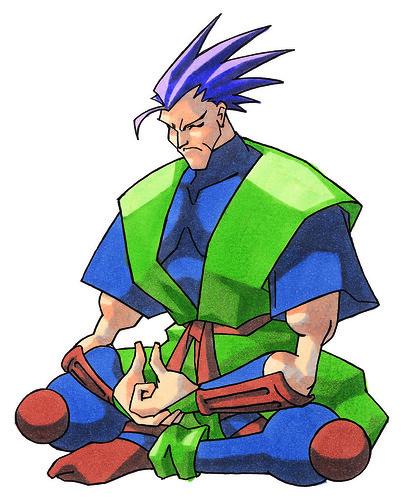 Guardian Heroes - Ginjirou