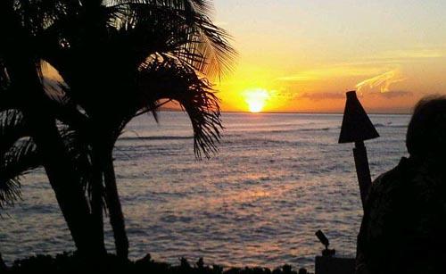 Kimos Sunset