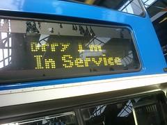 Stagecoach Bus Blind (ChorleyBus Man2011) Tags: bus blind chorley stagecoach