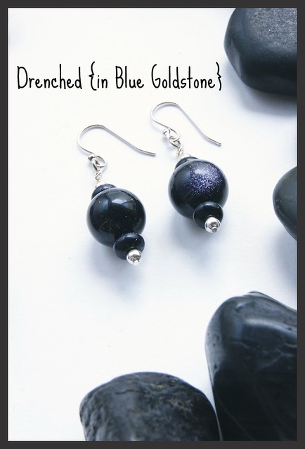 BlueGolstoneEarringsTitleWeb