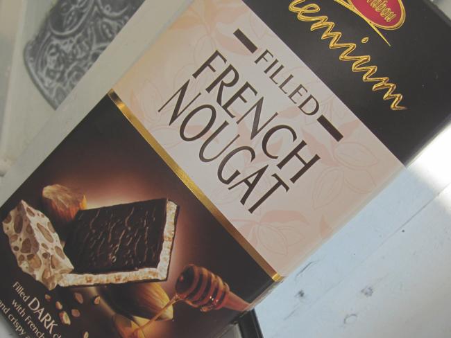 french nougat