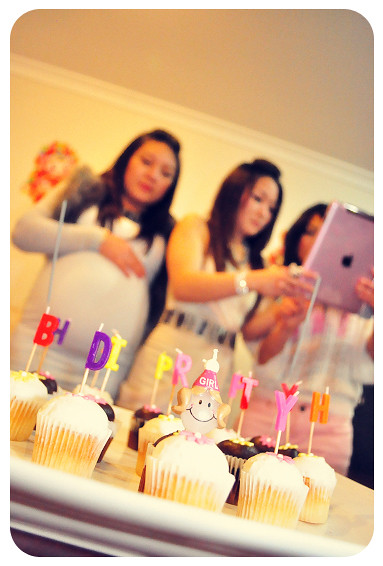 Bestie's Creamy Birthday Celebration