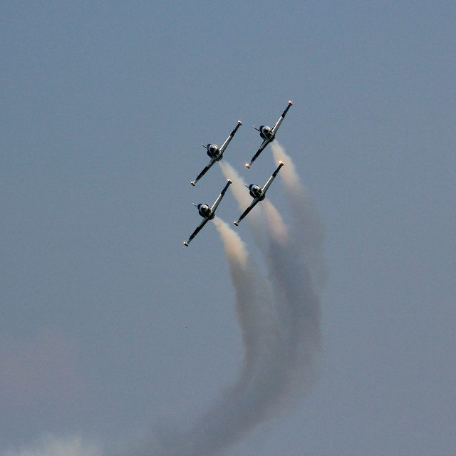 Lancaster Airshow- Jets