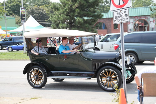 Woodward Dream Cruise Classic - Photo credit: Anjanee Szczupak