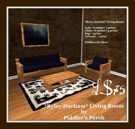 Ryley Durham Living Room