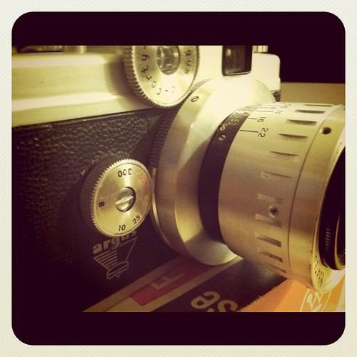 Argus c44 Film Camera