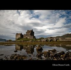 Eilean Donan Castle (Jack Bloom) Tags: longexposure scotland highlands olympus zuiko schottland westhighlandway dornie e510 lochduich eileandonancastle whw 1260mm jackbloom