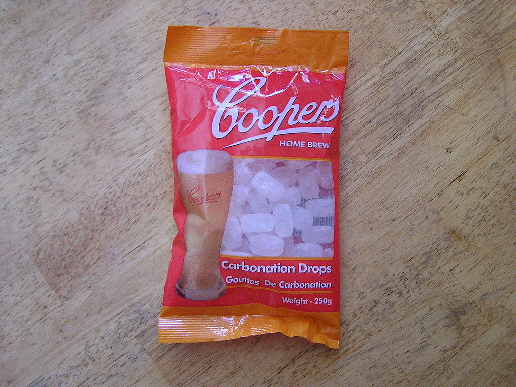 Coopers Carbonation Drops - front
