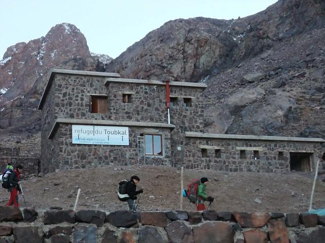 Neltner Hut Toubkal Refuge