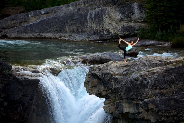 Elbow Falls Yoga