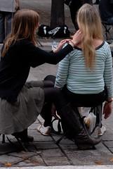FLANERIE AU JARDIN DU LUXEMBOURG (Reportages, voyages et rencontres.) Tags: paris jerome francois amoureux jardinduluxembourg romantique jeromefrancois