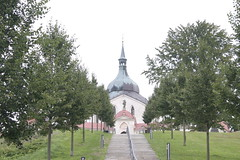 Pilgrimage Church of St John of Nepomuk at Zelená Hora Photo