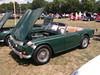 Triumph TR4  TR250 (cjp02) Tags: show classic car vintage indiana days british motor zionsville fujipix av200 cjp02 triumphtr4tr250indy
