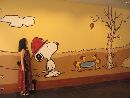 Charles M. Schulz Museum, Santa Rosa