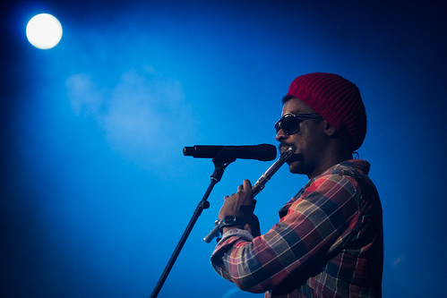 Back2Black 2011 - Seu Jorge & Almaz