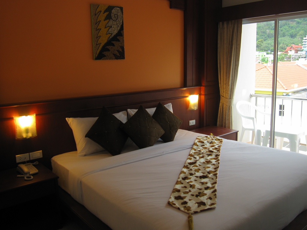 ..Forest Patong Hotel, Phuket Beach