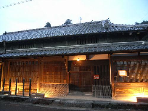 宇陀松山夢街道町並みライトアップ-04