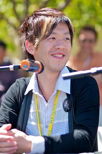 Naoto Hirooka - h.NAOTO Mania - J-Pop Summit Festival 2011