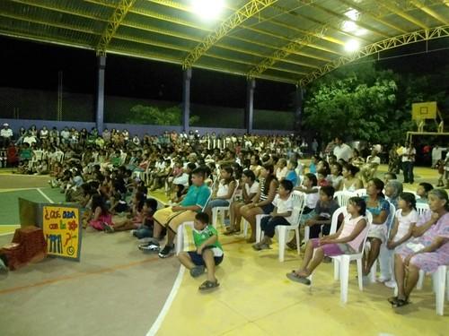 Función en Tonameca - Oaxaca