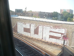 CUE (Billy Danze.) Tags: chicago graffiti cue jk