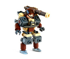 D.C_M.G Suit (Cam M.) Tags: cool gun desert lego awesome mini camoflage epic hardsuit