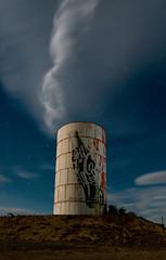 Coke (Noel Kerns) Tags: california park abandoned water night desert coke mojave waterpark rockahoola