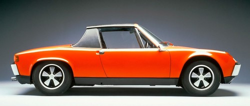 Porsche-914 lato