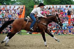 _ACT9156.jpg (Delscott) Tags: horse ontario canada nikon cowboy erin bull rodeo cowgirl calf 70200mmf28 d700 erinrodeo